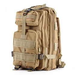 3P Tactical Mochila Viajes Camping Riding Senderismo Doble-Hombro Ride Mountaineering Woodland Bolsas