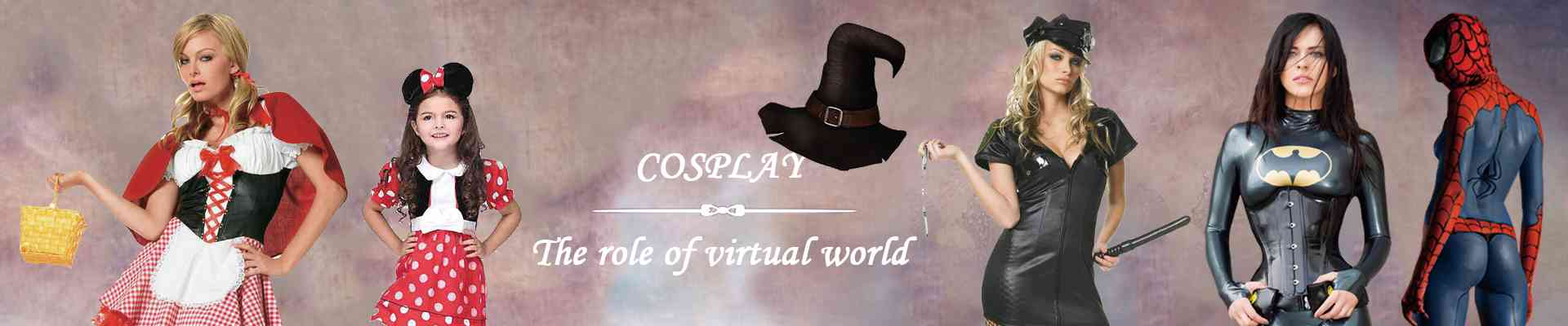 Cosplay clothing introduction